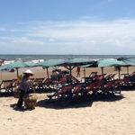 【ベトナム ブンタウ】地元の海水浴場へ行ってみる
