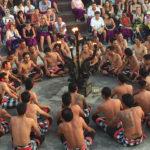 【インドネシア】神々の島バリ島へ ウルワツ寺院のケチャダンス