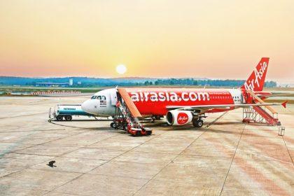 飛行機_エアアジア