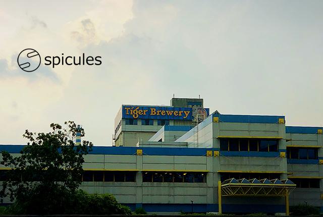 タイガービール工場