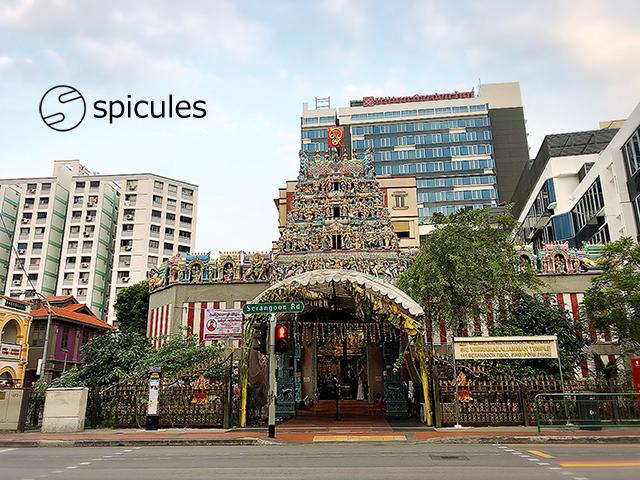 シンガポールリトルインディア