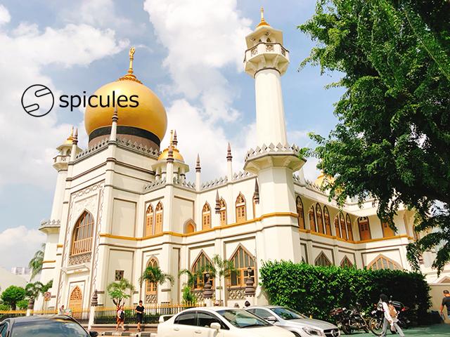 シンガポールモスク