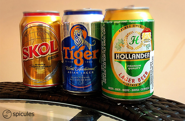 免税ビール