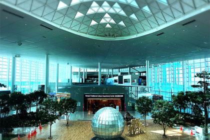 仁川空港第二ターミナル