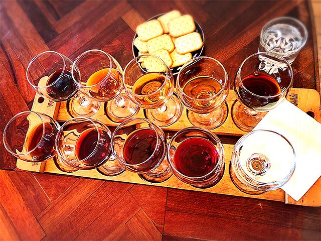 サマルカンドのワイン工場