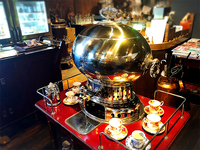 cafe色内食堂