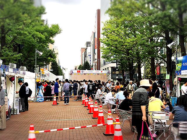 ベトナムフェスティバルin札幌